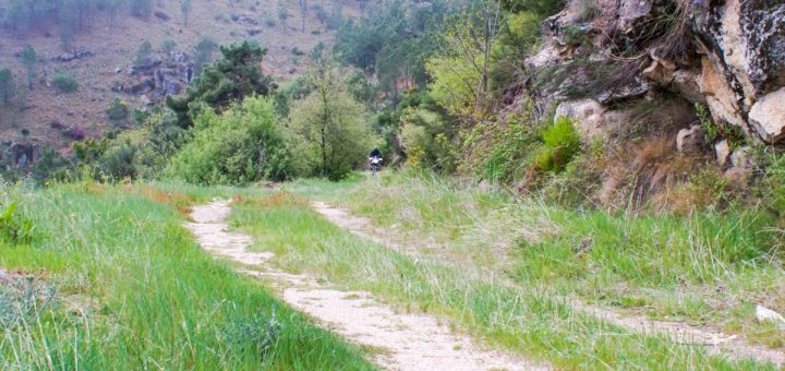 Rutas moto trail por Gredos caminoda